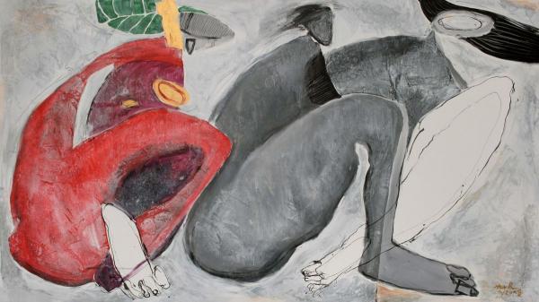 Obraz Havlík Jiří - Tři grácie