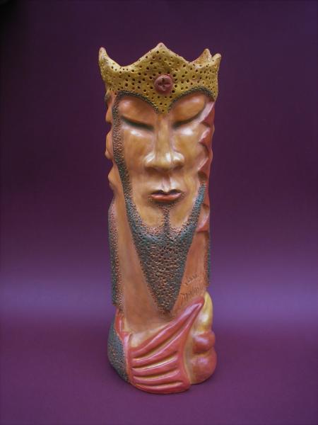 Socha Malasits Zsolt - Tři králové
