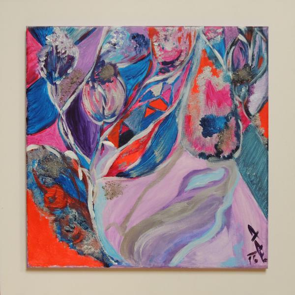 Adamčíková-Koupilová Alice - Mozaika květin