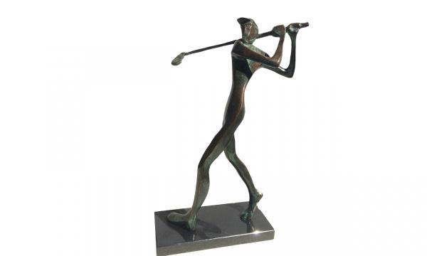 Socha Tóth Kristóf - Golf