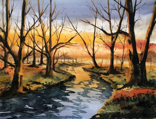 Majercak Martin - Hmlisté jesenní ráno