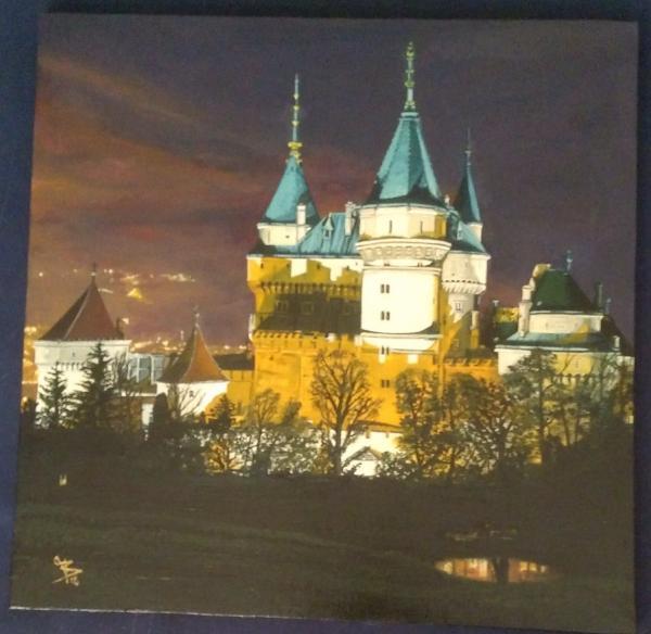 Baboľ Matej - Bojnický zamek