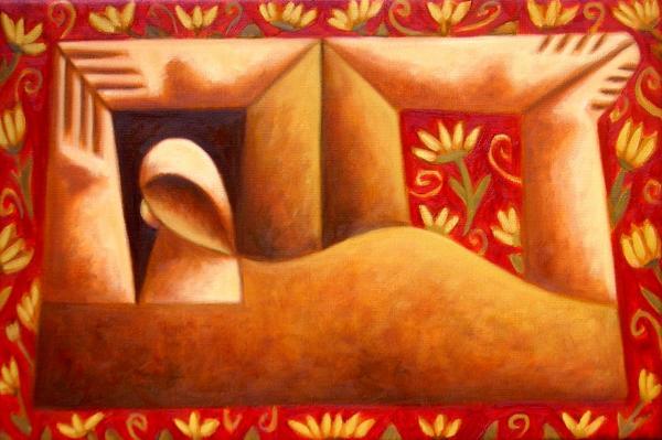Obraz Malasits Zsolt - Meditace