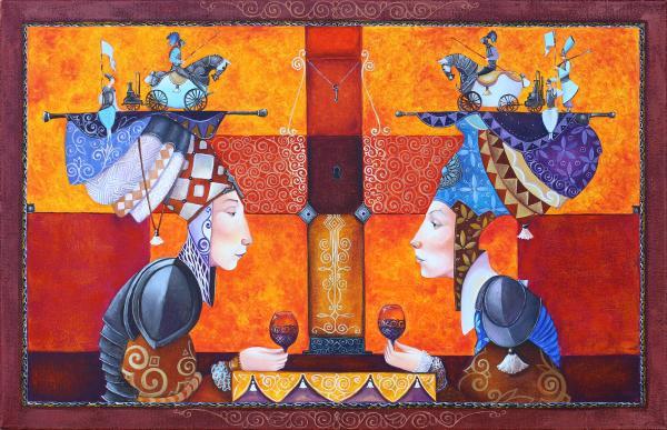 Obraz Sery D. - Prímerie