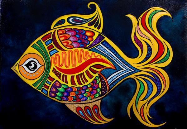 Babylónská rybka