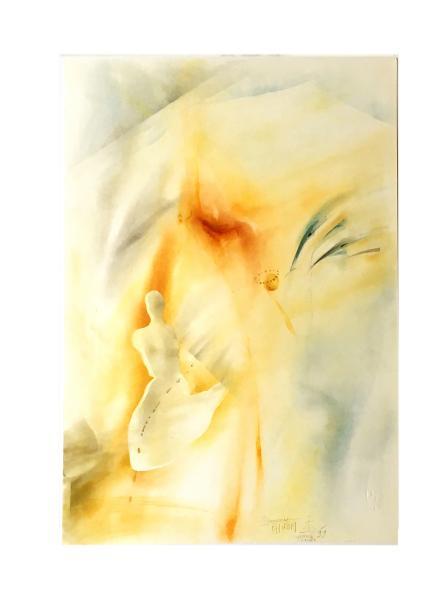 Obraz Štrbová Jarošová Iva - Ona miluje ohněm