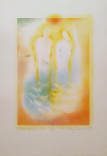 Obraz Štrbová Jarošová Iva - Ponoření do lásky