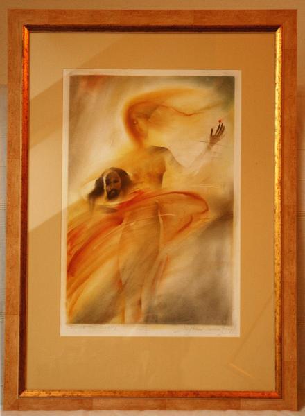 Obraz Štrbová Jarošová Iva - Salome