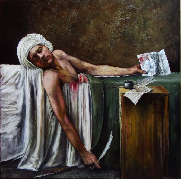 Obraz Navrotskyi Igor - Cherchez une femme.