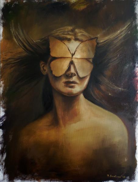 Obraz Siedlová Tatiana - Láska je slepá