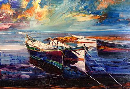 Lode a čluny
