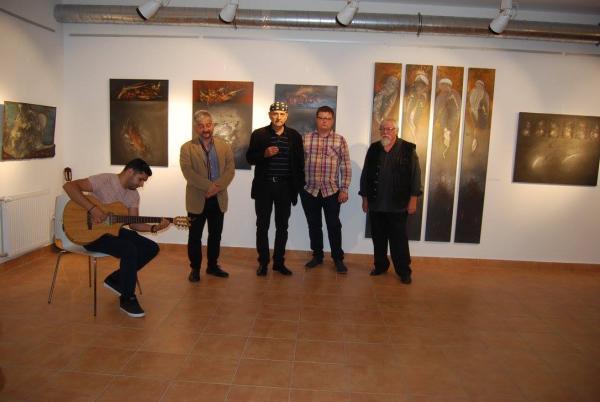 Výstava v Galérii K11, Budapešť